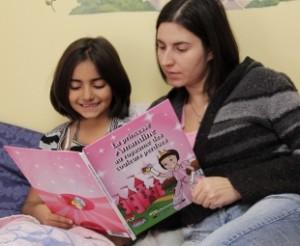 Livre personnalisé pour un enfant